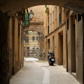 Where in Spain Wednesday: Barcelona's Gothic Quarter