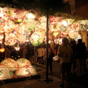 Where in Spain Wednesday: Barcelona's Festa Major de Gràcia