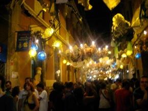 Catalan Festivals: Festa Major deGràcia