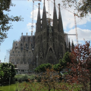 What to Do in Barcelona: See La Sagrada Familia