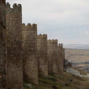 Ávila: Castles &Cathedrals