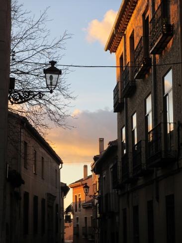 Segovia Sunset 1