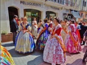 Spanish Festivals: Las Fallas in Valencia