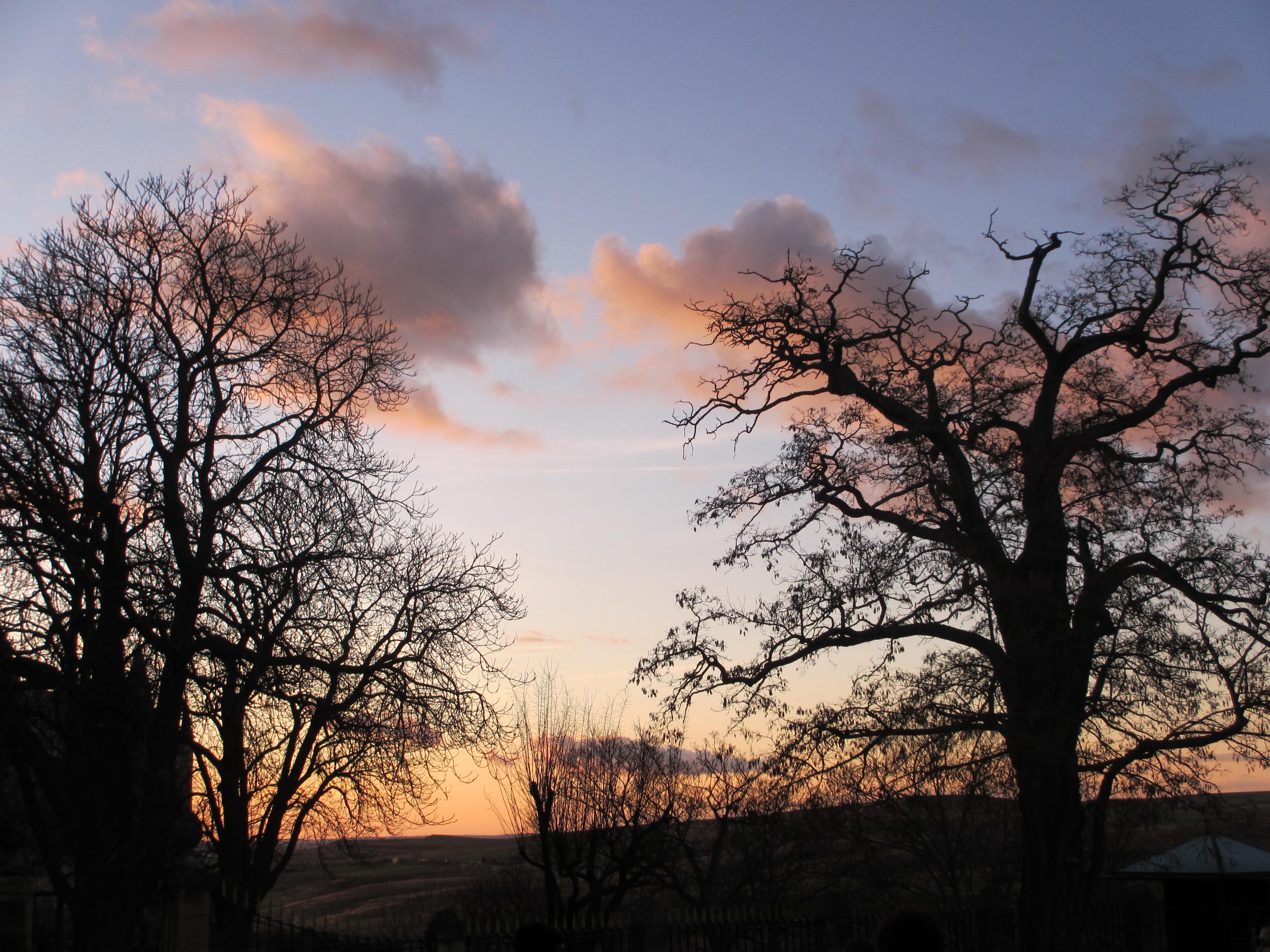 Segovia-Spain-sunset