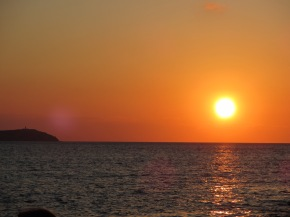 Where in Spain Wednesday – Sunset at Café del Mar, Ibiza