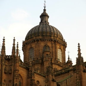 Where in Spain Wednesday: Salamanca's Catedral Nueva