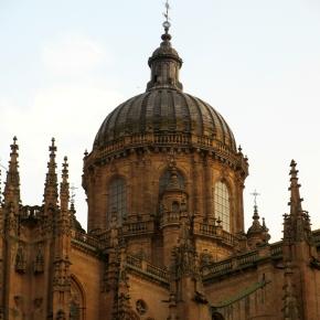 Where in Spain Wednesday: Salamanca's CatedralNueva