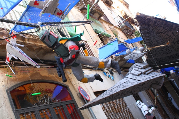 Barcelona-Festa-Major-de-Gracia-2012-Star-Wars