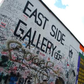 Berlin's East SideGallery