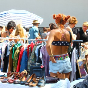 Barcelona's Coolest StreetMarket