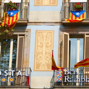 Where in Spain Wednesday: Barcelona's CatalanPride