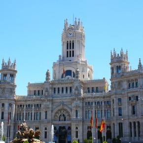 Where in Spain Wednesday – Madrid's Palacio deComunicaciones