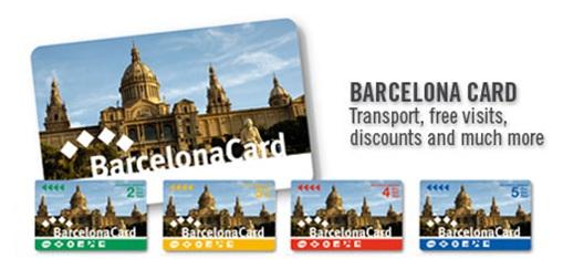 Foto Barcelona Card