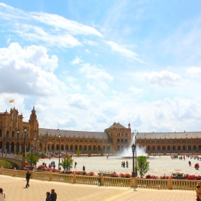 Where in Spain Wednesday – Sevilla's Plaza deEspaña