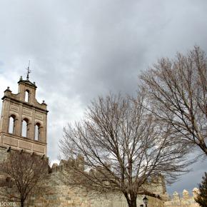 Where in Spain Wednesday – Inside Ávila's CastleWalls