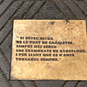 Where in Spain Wednesday – Barcelona's LasRamblas