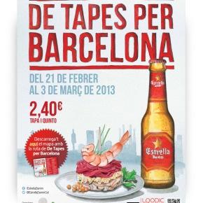 Barcelona's Best – De Tapes Per Barcelona (TapasRoute)