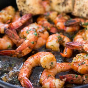 Guest Post: Gambas al Ajillo