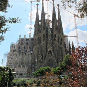 Where in Spain Wednesday – Barcelona's Sagrada Familia