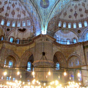 Istanbul: The Bad & the Ugly Parts (or, the Blue Mosque Smells LikeFeet)