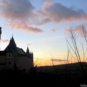 Where in Spain Wednesday – Sunset inSegovia
