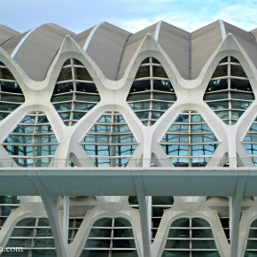 Where in Spain Wednesday – Valencia's City of Arts &Sciences