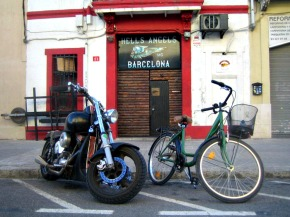 Barcelona's Best: Steel Donkey Bike Tours