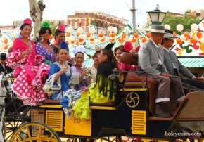 What to Wear to Sevilla's Feria de Abril (if You're a Guiri)