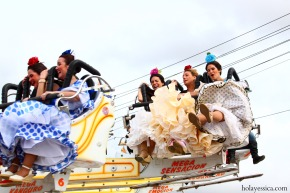 Where in Spain Wednesday – Sevilla's Feria de Abril