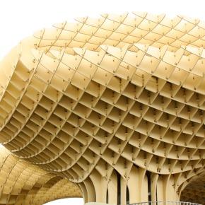 "Where in Spain Wednesday – Sevilla's ""Las Setas"" (TheMushrooms)"