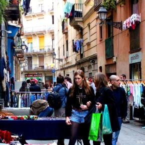 Barcelona's Best Vintage Shopping and FleaMarkets