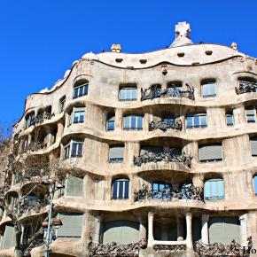 WISW: Barcelona's LaPedrera