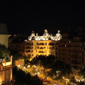Barcelona's Summer Best: The Alaire TerraceBar