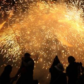 WISW: Correfocs inBarcelona